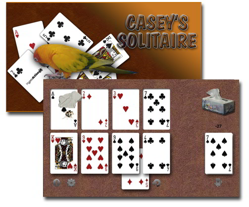 Casey's Solitaire